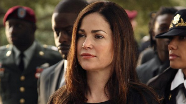 Kim Delaney appears in a photo from the show 'Army Wives.'
