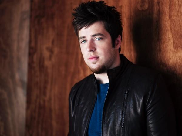 Lee DeWyze appears in a publicity photo from his...