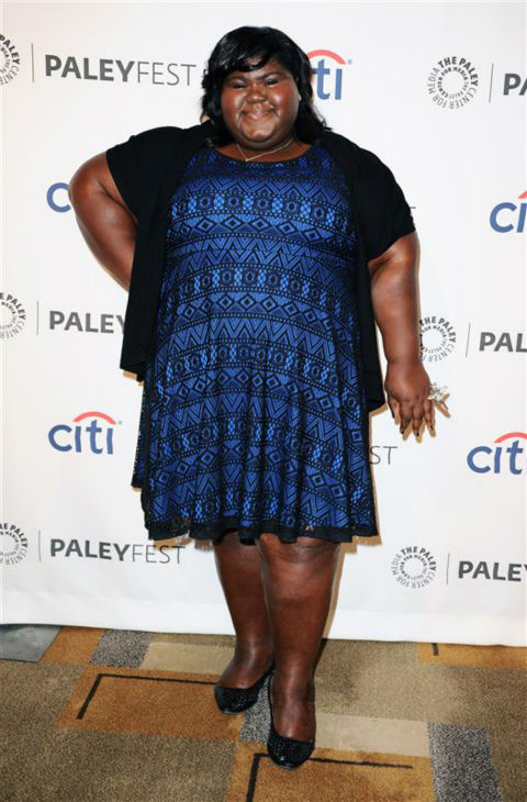 Gabourey Sidibe appears at a PaleyFest event celebrating the FX series &#39;American Horror Story: Coven,&#39; presented by the Paley Center for Media, at the Dolby Theatre in Hollywood, California on March 28, 2014. <span class=meta>(Sara De Boer &#47; Startraksphoto.com)</span>