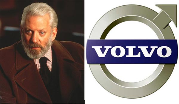 Actor Donald Sutherland has been the voice of many Volvo commercials since 1994.  <span class=meta>(MGM&#47;Volvo)</span>