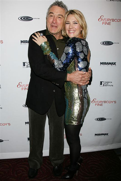 "<div class=""meta ""><span class=""caption-text "">We love Drew Barrymore because even Robert De Niro seems to love her. (Pictured: Drew Barrymore and Robert De Niro embrace at a screening of their movie 'Everybody's Fine' at the 2009 Tribeca Film Institute's fall benefit in New York on Dec. 3, 2009.) (Dave Allocca / Startraksphoto.com)</span></div>"