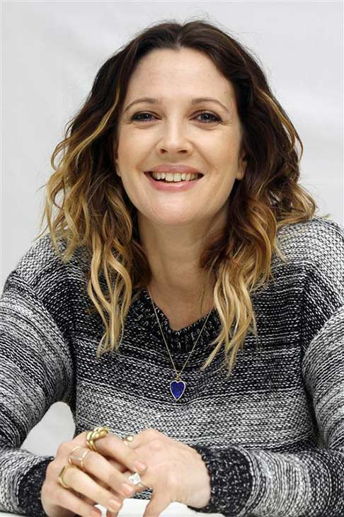 "<div class=""meta ""><span class=""caption-text "">We love Drew Barrymore because she nailed the dip-dye 'ombre' hairstyle WAY before it became a thing and DEFINITELY before you started pinning photos of celebrities with it on Pinterest. (Pictured: Drew Barrymore appears at a press conference for the movie 'Big Miracle' at the Four Seasons hotel in Beverly Hills, California on Jan. 28, 2012.) (Munawar Hosain / Startraksphoto.com)</span></div>"