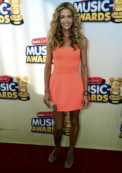 Denise Richards attends the 2013 Radio Disney Music Awards at the Nokia Theatre L.A. Live on April 27, 2013. The event will air on the Disney Channel and on Radio Disney on May 4. <span class=meta>(Disney Channel &#47; Todd Wawrychuk)</span>