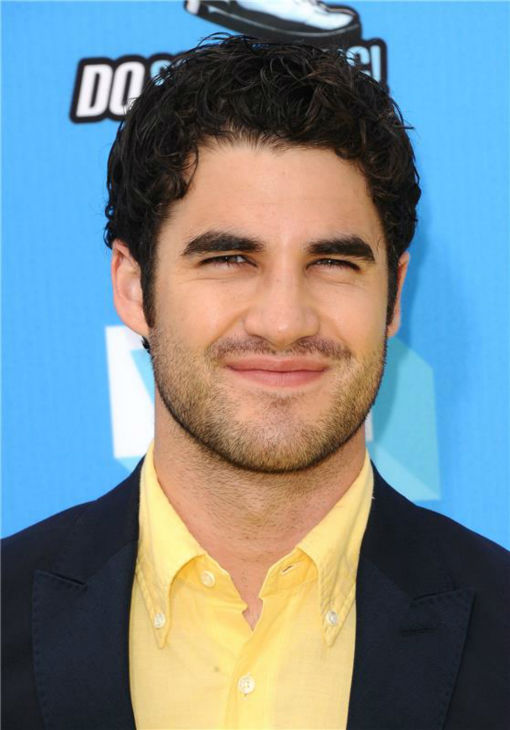 "<div class=""meta ""><span class=""caption-text "">Darren Criss (Blaine on 'Glee') attends the 2013 Do Something Awards in Hollywood, California on July 31, 2013. (Sara De Boer / startraksphoto.com)</span></div>"