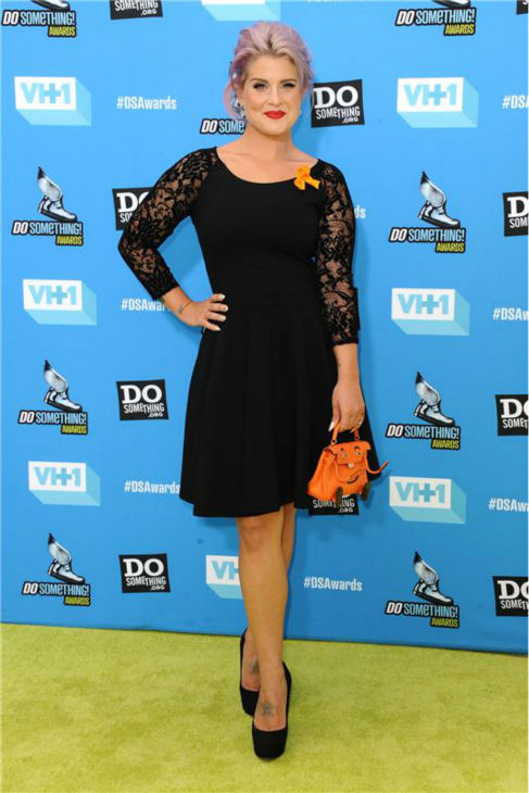 Kelly Osbourne attends the 2013 Do Something Awards in Hollywood, California on July 31, 2013. <span class=meta>(Sara De Boer &#47; startraksphoto.com)</span>