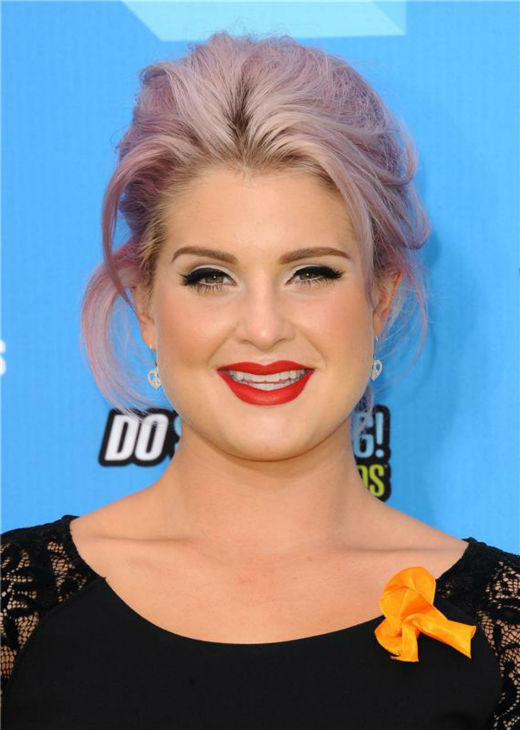 Kelly Osbourne attends the 2013 Do Something Awards in Hollywood, California on July 31, 2013.
