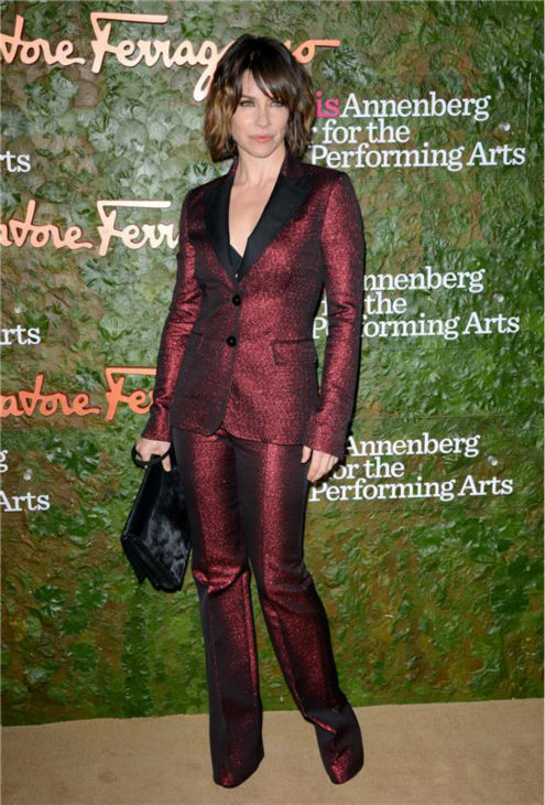 "<div class=""meta ""><span class=""caption-text "">'LOST' alum and 'The Hobbit: The Desolation of Smaug' actress Evangeline Lilly attends the Wallis Annenberg Center for the Performing Arts Inaugural Gala, presented by Salvatore Ferragamo, at the Wallis Annenberg Center in Beverly Hills on Oct. 17, 2013. (Lionel Hahn / AbacaUSA / Startraksphoto.com)</span></div>"