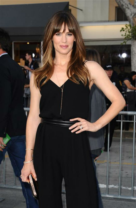 Jennifer Garner always looks lovely at celebrity events, but with perfect hair, she is mesmerizing.  &#40;Pictured: Jennifer Garner appears at the premiere of &#39;Draft Day&#39; in Westwood, near Los Angeles, on April 7, 2014.&#41; <span class=meta>(Sara De Boer &#47; Startraksphoto.com)</span>