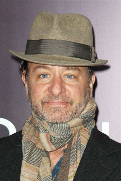 Fisher Stevens &#40;known for roles in &#39;Damages,&#39; &#39;LOST,&#39; &#39;Hackers&#39; and &#39;Super Mario Bros&#39; and Oscar-winning producer of the 2009 documentary &#39;The Cove&#39;&#41; appears at the premiere of &#39;Noah&#39; in New York on March 26, 2014. He does not appear in Darren Aronofsky&#39;s movie. <span class=meta>(Kristina Bumphrey &#47; Startraksphoto.com)</span>