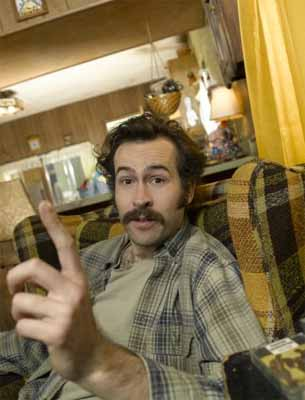 Jason Lee in a promotional still for 'My Name is Earl.'