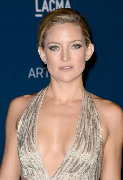 Kate Hudson appears at the LACMA Art and Film Gala, honoring Martin Scorsese And David Hockney, at the Los Angeles County Museum of Art on Nov. 2, 2013.
