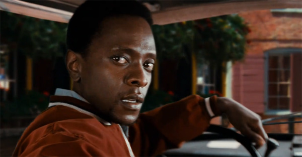 Edi Gathegi appears as Armando Munoz in a scene from 'X-Men: First Class.'