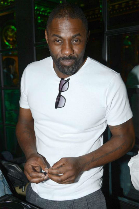Idris Elba appears at the Esquire magazine&#39;s 2013 pre-BAFTAs party in London on Feb. 6, 2013. <span class=meta>(Richard Young &#47; Rex &#47; Startraksphoto.com)</span>