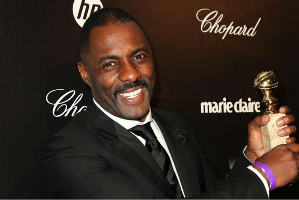 Idris Elba appears at the Weinsten Company&#39;s 2012 Golden Globes after party in Los Angeles on Jan. 15, 2012. <span class=meta>(Erik Jordan &#47; Startraksphoto.com)</span>