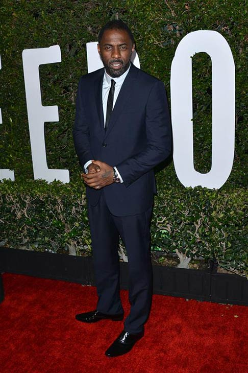 Idris Elba appears at the premiere for &#39;Mandela: Long Walk To Freedom&#39; at the Arclight Hollywood in Los Angeles on Nov. 11, 2013. He plays the title role in the movie. <span class=meta>(Tony DiMaio &#47; Startraksphoto.com)</span>