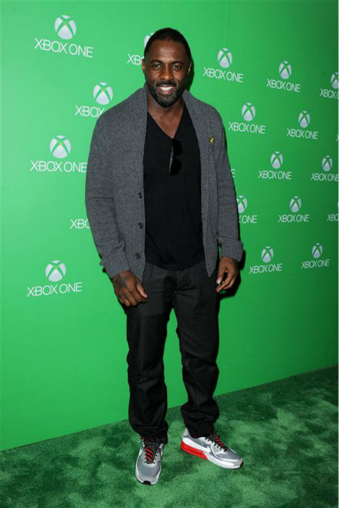 Idris Elba appears at a party celebrating the launch of Xbox One at Milk Studios in Los Angeles on Nov. 21, 2013. <span class=meta>(Daniel Robertson &#47; Startraksphoto.com)</span>