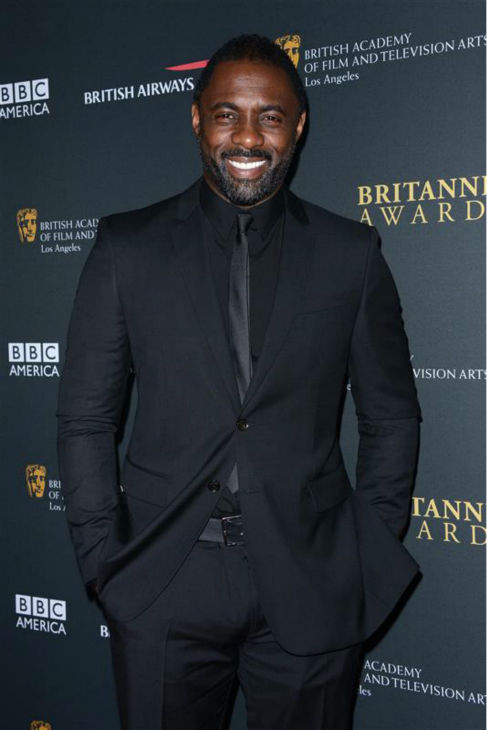 Idris Elba appears at the 2013 BAFTA LA Britannia Awards at the Beverly Hilton hotel in Beverly Hills, California on Nov. 9, 2013. <span class=meta>(Lionel Hahn &#47; Abacausa &#47; Startraksphoto.com)</span>