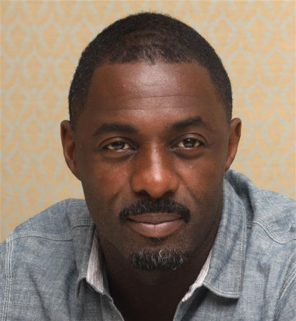 Idris Elba appears at a press conference for &#39;Luther&#39; at the Four Seasons hotel in Beverly Hills, California on Oct. 17, 2011. He plays the title role in the BBC series. <span class=meta>(Munawar Hosain &#47; Startraksphoto.com)</span>