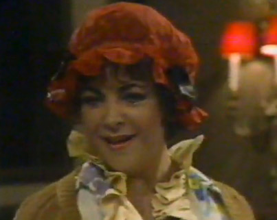 Elizabeth Taylor played a boardmember at the chateau on 'All My Children' in