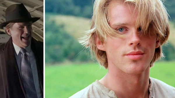 Cary Elwes appears in a scene from 'Leverage.' / Cary Elwes appears in a scene from 'The Princess Bride.'
