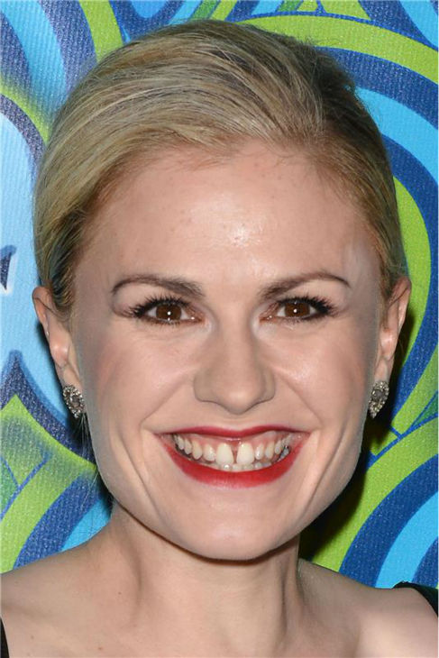 "<div class=""meta ""><span class=""caption-text "">-Los Angeles, CA - 9/22/13 - HBO's Annual Primetime Emmy Anna 'True Blood' star Anna Paquin appears at an Emmy Awards 2013 post-show reception, hosted by HBO, in Los Angeles on Sept. 22, 2013. (Tony DiMaio / Startraksphoto.com)</span></div>"