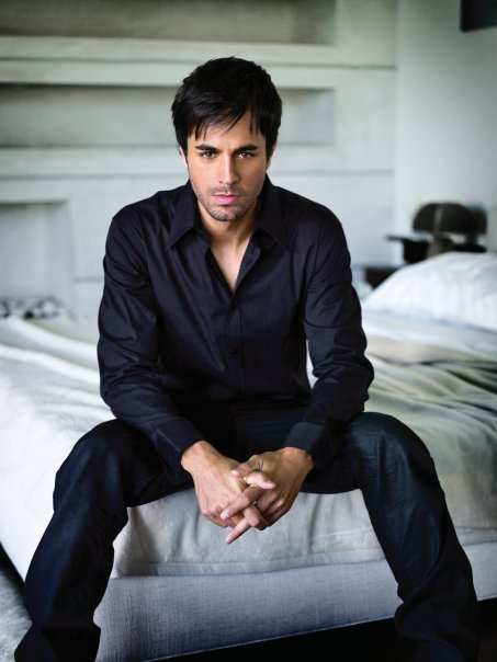Enrique Iglesias in a professional still from...