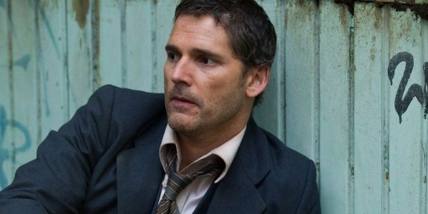 Eric Bana turns 44 on Aug. 9, 2012. The actor is known for his work in films such as &#39;Hulk,&#39; &#39;Star Trek&#39; and the 2011 film &#39;Hanna.&#39; &#40;Pictured: Eric Bana appears in a photo from the 2011 film &#39;Hanna.&#39;&#41; <span class=meta>(Holleran Company &#47; Studio Babelsberg)</span>