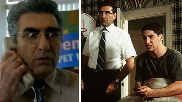 Eugene Levy appears in a scene from 'American...