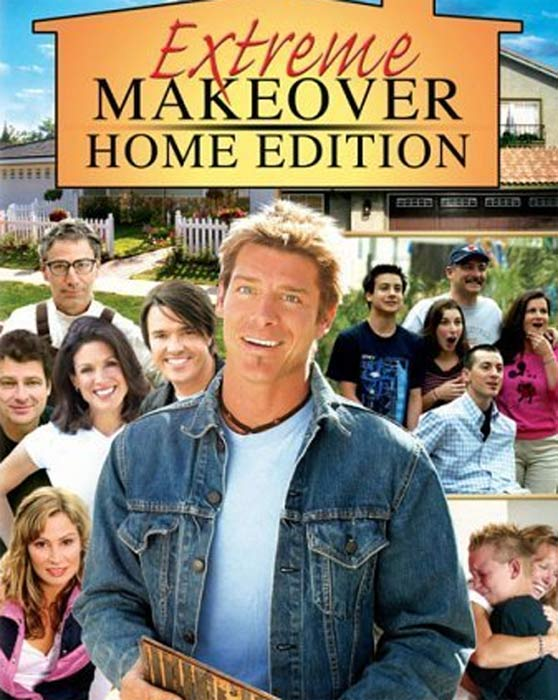 Still image from the show 'Extreme Makeover -...