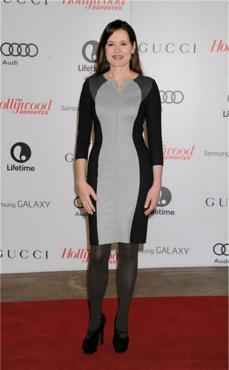 "<div class=""meta ""><span class=""caption-text "">Geena Davis attends the Hollywood Reporter's 2013 Women In Entertainment Breakfast in Beverly Hills, California on Dec. 11, 2013. (Daniel Robertson / Startraksphoto.com)</span></div>"