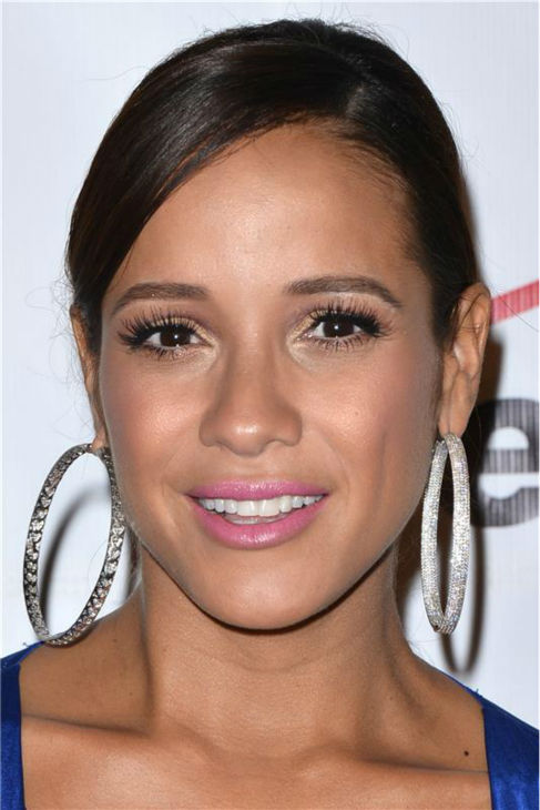 "<div class=""meta ""><span class=""caption-text "">Dania Ramirez (Lifetime Television's 'Devious Maids,' 'Entourage') revealed on on July 15, 2013 that she and  her husband, director director John Amos Beverly 'Bev' Land, are expecting twins.  'I am proud 2 Announce our 2 NEW BUNDLES OF JOY!' she said on her Instagram page. 'Yes, I'm having TWINS! & No They Do not Belong 2 Mr.Spence. Lol! 13-5-22.'  (Pictured: A pregnant Dania Ramirez poses at the El Sueno De Esperanza gala, hosted by PADRES Contra El Cancer, at Club Nokia in Los Angeles on Sept. 24, 2013.) (Lionel Hahn / AbacaUSA / Startraksphoto.com)</span></div>"
