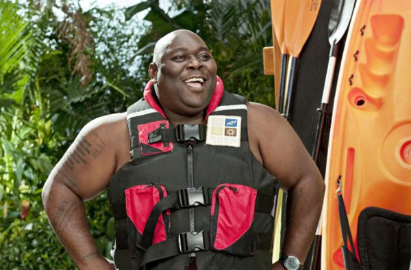 Faizon Love appears in a scene from the 2008...