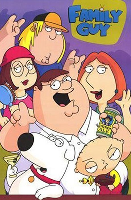 The cast of 'Family Guy' appears in a...