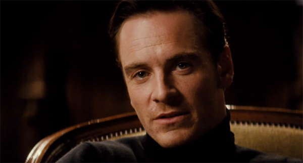 "<div class=""meta ""><span class=""caption-text "">Michael Fassbender appears as Erik Lehnsherr, who would become the villain Magneto, in 'X-Men: First Class.'  (Twentieth Century Fox Film Corporation)</span></div>"