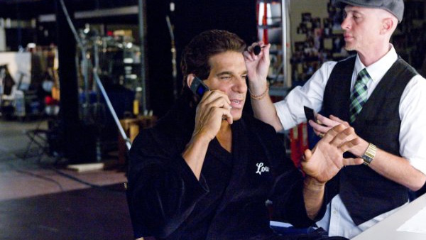 Lou Ferrigno appears in a scene from the 2009...
