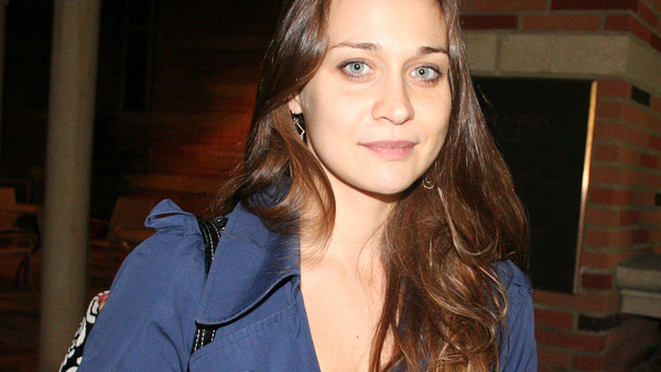 Fiona Apple appears in a photo taken in August...