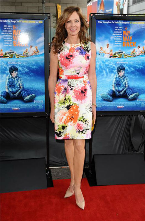 Allison Janney attends a screening for &#39;The Way Way Back&#39; at the Los Angeles Film Festival on June 23, 2013. <span class=meta>(Sara De Boer &#47; startraksphoto.com)</span>