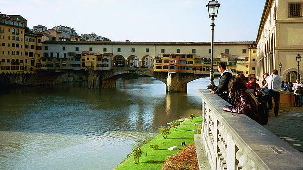 Rose McGowan was born on Sept. 5, 1973 in Florence, Italy.Pictured: A photo of Florence, Italy. <span class=meta>(flickr.com&#47;photos&#47;chris-yunker&#47;)</span>