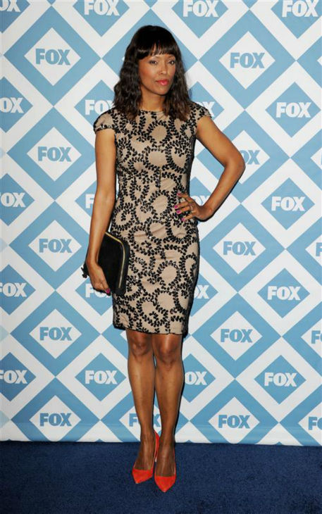 Aisha Tyler &#40;co-host of CBS series &#39;The Talk&#39; and voice of Lana in the FX series &#39;Archer&#39;&#41; appears at the FOX Winter 2014 event&#39;s all-star party at the Langham Hotel in Pasadena, California on Monday, Jan. 13, 2014. <span class=meta>(Daniel Robertson &#47; Startraksphoto.com)</span>