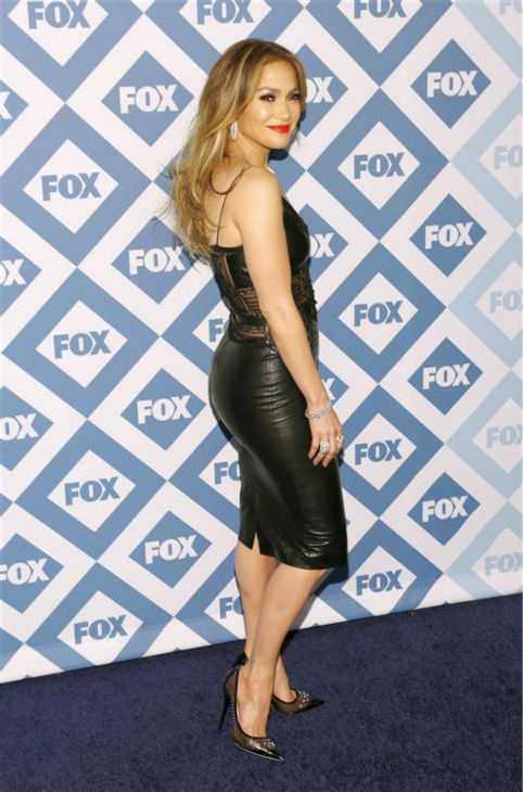 "<div class=""meta ""><span class=""caption-text "">'American Idol' season 13 judge, pop singer and actress Jennifer Lopez appears at the FOX Winter 2014 event's all-star party at the Langham Hotel in Pasadena, California on Monday, Jan. 13, 2014. (Daniel Robertson / Startraksphoto.com)</span></div>"