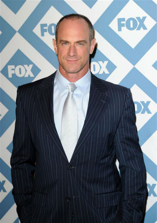 "<div class=""meta ""><span class=""caption-text "">Christopher Meloni (formerly of 'Law and Order: SVU' and star of new FOX show 'Surviving Jack') appears at the FOX Winter 2014 event's all-star party at the Langham Hotel in Pasadena, California on Monday, Jan. 13, 2014. (Daniel Robertson / Startraksphoto.com)</span></div>"