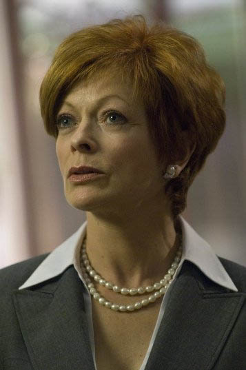 Frances Fisher turns 60 on May 11, 2012. The actress is known for films such as &#39;Titanic,&#39; &#39;Unforgiven&#39; and &#39;House of Sand and Fog&#39; and shows such as &#39;Guiding Light.&#39;  <span class=meta>(NBC)</span>