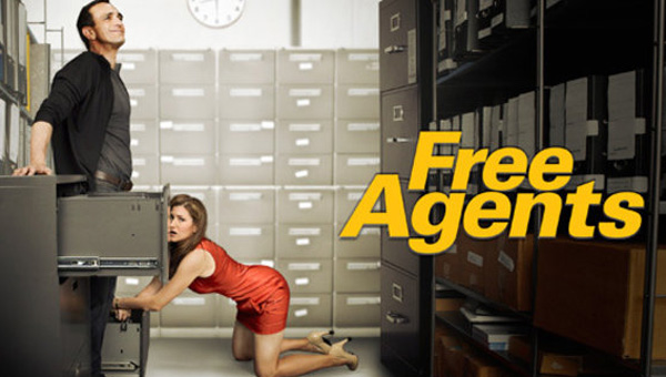 "<div class=""meta ""><span class=""caption-text "">'Free Agents,' an all new comedy series on NBC, will debut its first season on Sept. 21, 2011 and air on Wednesdays from 8:30 to 9 p.m. (Universal Media Studios)</span></div>"