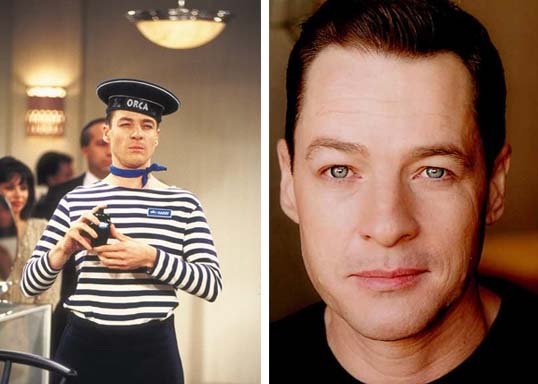 French Stewart in a scene from '3rd Rock from the Sun.' / French Stewart appears in a 2010 publicity photo.