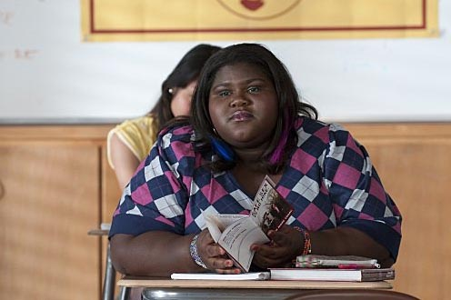 Gabourey Sidibe in a scene from the TV show,...