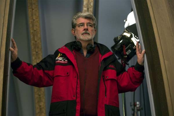 "<div class=""meta ""><span class=""caption-text "">George Lucas turns 68 on May 14, 2012. The director and producer is most known for the 'Star Wars' and 'Indiana Jones' franchises. (Lucasfilm Ltd. & TM)</span></div>"