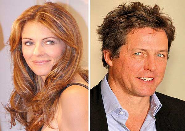 Hugh Grant and ex-wife Elizabeth Hurley had to deal with an embarrassing ordeal in 1995. The actor had been arrested for soliciting Hollywood prostitute Divine Brown. He pleaded no contest to lewd conduct and later apologized in on-air interviews for his behavior.Her and Hurley split in 2000 after 13 years together. The breakup was  amicable and mutual, the two said in a statement at the time. They have no children together. <span class=meta>(flickr.com&#47;photos&#47;carolbrowne&#47; &#47; flickr.com&#47;photos&#47;rene_berlin&#47;)</span>