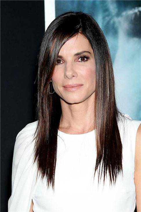 "<div class=""meta image-caption""><div class=""origin-logo origin-image ""><span></span></div><span class=""caption-text"">Sandra Bullock appears at the premiere of 'Gravity' at AMC Lincoln Square in New York on Oct. 1, 2013. (Marion Curtis / Startraksphoto.com)</span></div>"