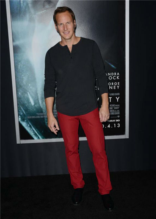 "<div class=""meta ""><span class=""caption-text "">Patrick Wilson appears at the premiere of 'Gravity' at AMC Lincoln Square in New York on Oct. 1, 2013. (Humberto Carreno / Startraksphoto.com)</span></div>"