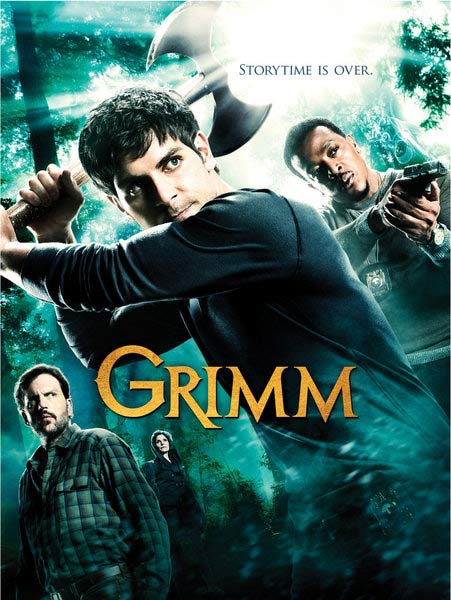 Still image of the cast from the show 'Grimm.'